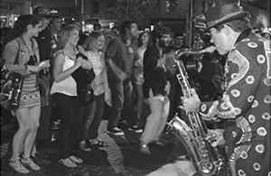 Friday Night Street Music Party