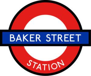 Baker St Station logo