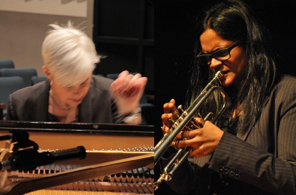 Marilyn Lerner & Nicole Rampersaud