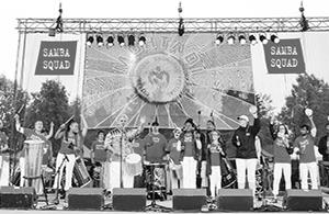Samba Squad