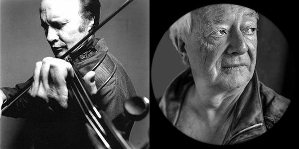 Malcolm Goldstein & Rainer Wiens