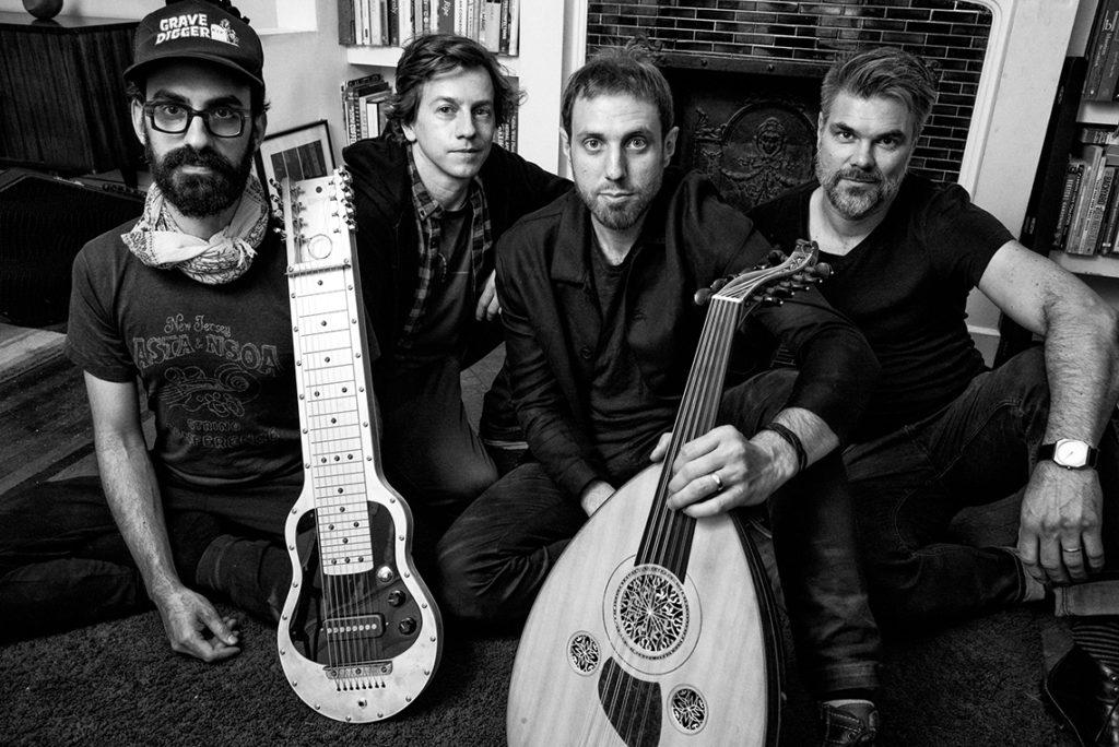 four musicians