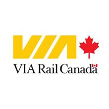 logo for VIA Rail