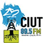 CIUT 89.5fm logo